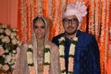 Bollywood Stars Grace Dinesh Vijan & Pramita Tanwar's Wedding