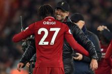 Liverpool's Origi Sinks Everton With Freak Late Goal