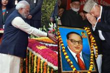 Political Leaders Pay Tribute to Dr Ambedkar on Death Anniversary