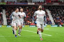 Liverpool Register Emphatic Win at Bournemouth, Go Top of The Table