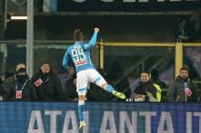 Super Sub Milik Lifts Napoli With 2-1 Atalanta Win