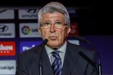 'I Don't Like to Talk About Money, Especially to a Woman' - Atletico Madrid President