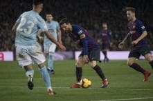 Messi Masterclass Ensures Barca Stay Top, Atletico Win