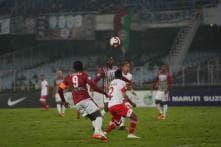 I-League: Mohun Bagan Blank Shillong Lajong 2-0 to Seal First Home Win