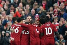 Liverpool Thrash Newcastle to Open up Six-point Lead Over Man City