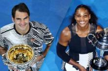 Roger Federer Relishing 'Once in a Lifetime' Serena Clash
