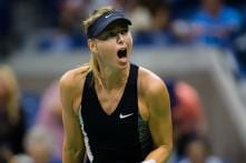 Maria Sharapova Campaign off to Tough Start in Shenzhen
