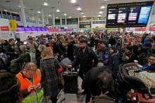 Drones Shut UK's Gatwick Airport for 2nd Day, Thousands of Passengers Stranded