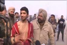 Pakistan National Who Crossed Over in 2017 Released via Wagah border