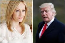 JK Rowling Trolls Donald Trump on Twitter, Refers to Him as 'Individual-1'