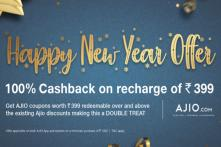 Jio Happy New Year 2019 Offer Launched With 100 Percent Cashback: Here Are The Details