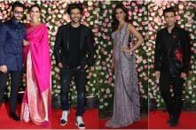 All Inside Photos, Videos from Kapil Sharma, Ginni Chatrath's Star-Studded Reception