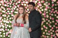 Kapil Sharma-Ginni Chatrath Wedding Reception: First Picture of the Couple Out