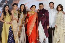 PHOTOS  Manikarnika: The Queen of Jhansi Trailer Launch