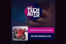 Tech And Auto Awards 2018: Motorcycle Of The Year - Ducati Panigale V4S