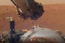 NASA's Mars InSight Flexes Robotic Arm, Captures New Views