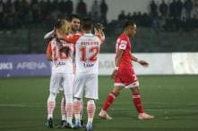 I-League: Neroca FC Pip Mohun Bagan 2-1, Placed 2nd Behind Real Kashmir