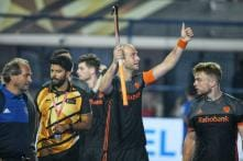 Hockey World Cup 2018: Hertzberger Scores Hat-trick as Netherlands Demolish Hapless Malaysia 7-0