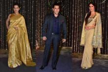 Priyanka-Nick Mumbai Reception: Salman, Katrina, Kangana Arrive to Congratulate the Couple
