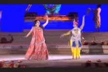 Nita Ambani Dances To 'Madhurashtakam' At Isha-Anand's Sangeet Ceremony