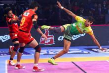 Pro Kabaddi 2018: Patna Pirates, Bengaluru Bulls Play Out Thrilling Tie