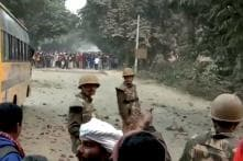 11 of Stone-pelting Mob Held for Cop's Murder, Son Says UP Police Can't Even Protect Its Own