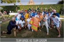 It's Team Bride Vs Team Groom at Priyanka Chopra-Nick Jonas' Jodhpur Wedding