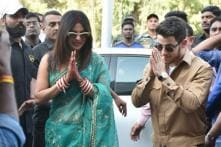 PETA Accuses Priyanka, Nick of 'Animal Cruelty' for Using Elephant, Horse at Wedding