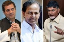 KCR and the Rest: Despite 3-Way Battle, Why Telangana CM Has an Edge Over Rivals