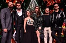 Ranveer Singh & Sara Ali Khan Promote Simmba on Indian Idol 10