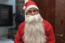 Sachin Tendulkar Turns Santa Claus for Underprivileged Children on Christmas
