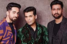Vicky and Donor: Ayushmann Khurrana, Vicky Kaushal Feature Together on Grazia's December Cover