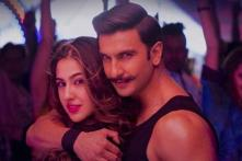 Simmba: Dance with Ranveer Singh, Sara Ali Khan on This Catchy Aankh Marey Remix