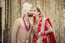 Here are Major Throwback Pictures from Sonam Kapoor-Anand Ahuja Wedding