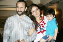 In Pics: Kareena and Saif Hosts Early Birthday Bash For Son Taimur