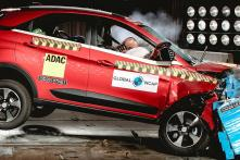 Tata Nexon SUV 1st Made In India Car to Get 5-Star Rating in Global NCAP Crash Tests: Watch Video