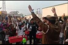 Bulandshahr Cop's Killers Free, But UP Police Busy Taking Yogi's Pledge Against Cow Slaughter to Villages