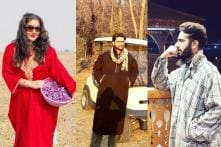 People are Posting Pictures of Themselves in Kashmiri Attire to Protest the Pheran Ban