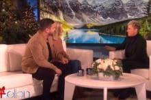 British Couple Who Had Lost Their Ring Get a Surprise on The Ellen Show