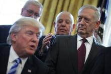 Irritated by Resignation Letter, Donald Trump Pushes Out Pentagon Boss Jim Mattis 2 Months Before Time