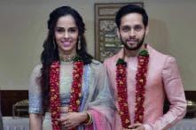 #MatchOfTheYear: Saina Nehwal Ties the Knot With Parupalli Kashyap
