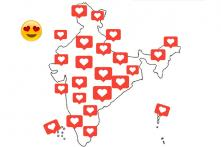 This Year, the Most Popular Hashtag on Indian Instagram Has Been #Love