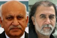 MJ Akbar, Tarun Tejpal Suspended From Editors Guild Over Allegations of Sexual Misconduct