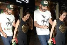 Malaika Arora, Arjun  Kapoor Step Out for a Dinner Date, See Pics