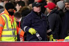 Arsenal Working With Police to Find Bottle-throwing Fan