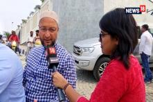 BJP, Congress Hate The Political Representation of Muslim community: Owaisi