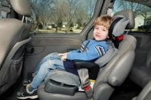 Toxic Flame Retardants in Children's Car Seats May Cause Harm: Study