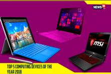 Top 5 Computing Devices of the Year 2018