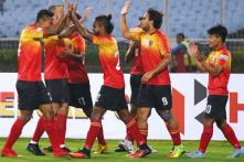 East Bengal Finish Home Leg With 1-1 Draw vs Aizawl