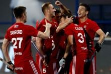 Hockey World Cup: England Shock Argentina 3-2 to Move Into Semi-Finals